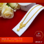 RTN517สร้อยทอง สร้อยคอทองคำ สร้อยคอ 1 บาท ยาว 18 นิ้ว thumbnail 1