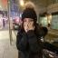 หมวกไหมพรหมเกาหลีผู้หญิง (มี 5 สีให้เลือก) thumbnail 2