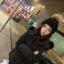 หมวกไหมพรหมเกาหลีผู้หญิง (มี 5 สีให้เลือก) thumbnail 1