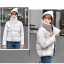 Korean women's winter jacket (Black) thumbnail 2