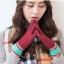 iWinter touch glove ถุงมือทัชกรีนได้ (ผู้หญิง/สีแดง) thumbnail 1