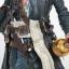 Captain Jack Sparroew กัปตัน เจก สเปโล่ Pirates of the Caribbean Dead Man's Chest thumbnail 6