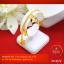 RTN574 สร้อยข้อมือ สร้อยข้อมือทอง สร้อยข้อมือทองคำ 1 บาท ลายดาว ยาว 6 6.5 7 นิ้ว thumbnail 1