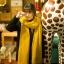 ผ้าพันคอถักไหมพรม (Yellow) thumbnail 2