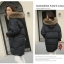 Bread down jacket korean style ( Black ) thumbnail 5