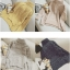 High quality knitted sweater women (สี Beige) thumbnail 13