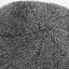 High quality winter wool hat หมวกไหมพรหมพร้อมผ้าพันคอ (สีดำ) thumbnail 6