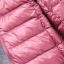 Women's Ultra light slim Down jacket ผสมขนเป็ด Duck down 90% !! (สีแดง) thumbnail 5