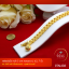 RTN438 สร้อยข้อมือ สร้อยข้อมือทอง สร้อยข้อมือทองคำ 5 บาท ยาว 6 6.5 7 นิ้ว thumbnail 1