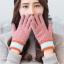 iWinter touch glove ถุงมือทัชกรีนได้ (ผู้หญิง/สีชมพู) thumbnail 2