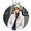 Korean women's winter jacket (Black) thumbnail 4