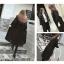 เสื้อโค้ท PASSM คุณภาพดี ผ้า Wool กันหนาว (สีดำ) thumbnail 3