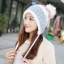 Winter korean hat with ear protection ( มี 4 สี ) thumbnail 1