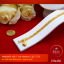 RTN450 สร้อยข้อมือ สร้อยข้อมือทอง สร้อยข้อมือทองคำ 1 บาท ยาว 6 6.5 7 นิ้ว thumbnail 1