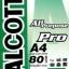 กระดาษถ่ายเอกสาร ALCOTT A4 80g Pro เขียว thumbnail 1
