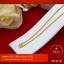 RTN518 สร้อยทอง สร้อยคอทองคำ สร้อยคอ 1 สลึง ยาว 18 นิ้ว thumbnail 1