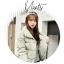 Korean women's winter jacket (Beige) thumbnail 5