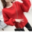 Loose lantarn sweater (สีแดง) thumbnail 2