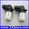 LFC026 หลอดไฟตัดหมอก สปอร์ตไลท์ 1คู่ 54LED 3528 SMD Auto Car Fog Light Lamp Bulb High Power