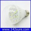 LDL016 หลอดไฟ LED SMD E27-16SMD 3W 12V with cover สีขาว (เทียบเท่าหลอดตะเกียบ10-15วัตต์)40 000 ชั่วโมง ยี่ห้อ epiStar รุ่น