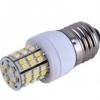 SMD002 หลอดไฟ LED E27-3148 SMD 3W 220V สีขาวอมเหลือง 3000K ยี่ห้อ SET รุ่น E27-3148