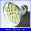 LDL003 หลอดไฟ LED SMD E27-24SMD 3.5W 220V สีขาวอมเหลือง (เทียบเท่าหลอดฮาโลเจน 40-50W) 40,000 ชั่วโมง