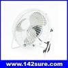 FSL001: พัดลม12V พัดลมUSB พัดลมติดรถ พัดลมโซล่าเซลล์ DC 5V USB mini fan ultra-low Power&Strong Wind