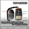 LX1010BS เครื่องวัดแสง ความสว่างแสง Digital Light Lux Meter 0 - 100,000 Lux