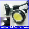 LFC019 หลอดไฟ สปอร์ตไลท์ 1คู่ 3W High Power LED Larger Lens Ultra-thin car led Eagle Eye
