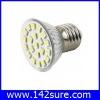 LDL013 หลอดไฟ LED SMD5050 E27 3.5W 220V 240lm แสงสีขาวอมเหลือง (เทียบเท่าหลอดฮาโลเจน 30-40W) 40,000 ชั่วโมง