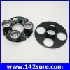 CTV016 อินฟราเรด3 LEDs 45 Degree IR Infrared สำหรับกล้องวงจรปิดCCTV Camera