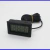 เครื่องวัดอุณหภูมิ -10°C~70°C Thermometer Temperature Gauge Meter Digital LCD Monitor สาย2เมตร