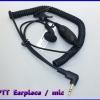 หูฟัง วิทยุสื่อสาร Earpiece/mic for T4500 FV300 T5420 T7150 (4-051MT)