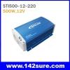 SIN017 อินเวอร์เตอร์ โซล่าเซลล์ ขนาด 500Watt Pure Sine Wave inverter STI500, 12V