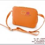 กระเป๋าแฟชั่นพร้อมส่ง รหัส DB-1583 ขนาด 9 นิ้ว หนัง Saffiano Style LYN ดูดีค่ะ