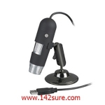 MCP016 USB Digital Microscope 2 Mega Pixel Video Camera 200X พร้อม Software วัดขนาด ยี่ห้อ OMS รุ่น 200X