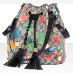 กระเป๋าแฟชั่นพร้อมส่ง รหัส SUIF0232BK สายสะพายสีดำ รูปนกและดอกไม้ น่าใช้มากค่ะ