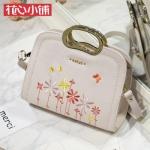 กระเป๋า Axixi พร้อมส่ง สีเหมือนในรูป รหัส NM12311 ลายดอกไม้ แบบน่ารัก น่าใช้ค่ะ