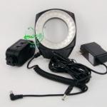 LER008 48 LED Rechargeable Video Camera Macro Ring Light ยี่ห้อ Micro LED รุ่น 48LED