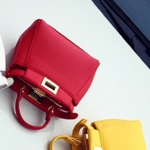กระเป๋าแฟชั่นเกาหลีพร้อมส่ง รหัส SUIF0165RD สีแดง แบบน่ารัก เก๋ไก๋ค่ะ