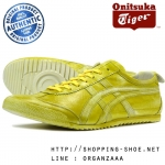 Onitsuka Tiger Mexico 66 Deluxe Nippon Made - Antique Yellow ของแท้ มีกล่อง ป้ายครบ