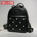 กระเป๋าเป้ Axixi พร้อมส่ง รหัส NM12241สีดำ ลายดอกไม้ สวยค่ะ