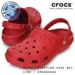 M9/W11 (27.5 cm.) : Crocs Hilo Clog - Pepper ของแท้ Outlet ไทยและอเมริกา