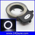LER019 หลอดไฟวงแหวน 144LED Ring Light ไฟวงแหวนกล้องMicroscope LED Ring Light White Light Microscope Light 144pcs (แสงสีขาว)