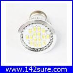 LDL011 หลอดไฟ LED spot Lamp E27 LED5630 6W 15leds แสงพุ่ง 30 องศา สีขาว 220V