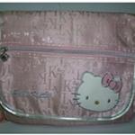กระเป๋าสะพายคิตตี้สีชมพู  Hello Kitty  /sanrio