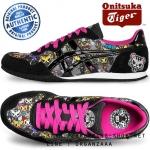Onitsuka Tiger Serrano Limited Edition - Tokidoki City Print / Black ของแท้ มีกล่อง ป้ายครบ