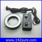LER013 ชุดหลอดไฟวงแหวน LED Ring Light Microscope LED Ring Light Illuminator 60 LED Bulbs