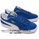 Puma The Suede - Blue (40-45)