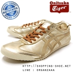 Onitsuka Tiger Mexico 66 Deluxe Nippon Made - Gold ของแท้ จาก Onitsuka Agency มีกล่อง ป้ายครบ